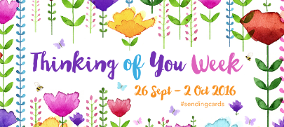 thinking of you week banner
