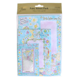 fairy kisses writing set rbs22