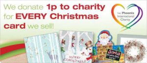 charity conation phoenix trading christmas cards