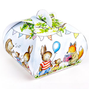 SP52 woodland animals mini giftbox