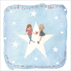 ws348-good-friends-are-like-stars