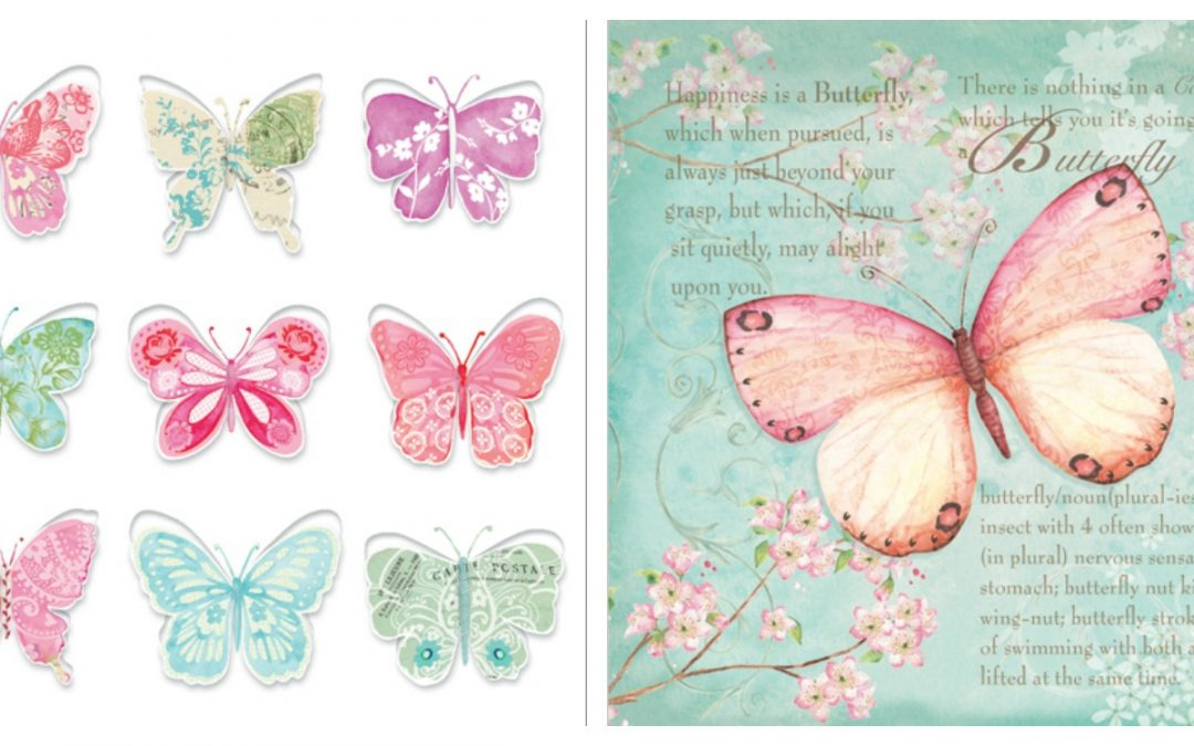 Love Butterflies? Fall in love with these beautiful butterfly greeting cards!