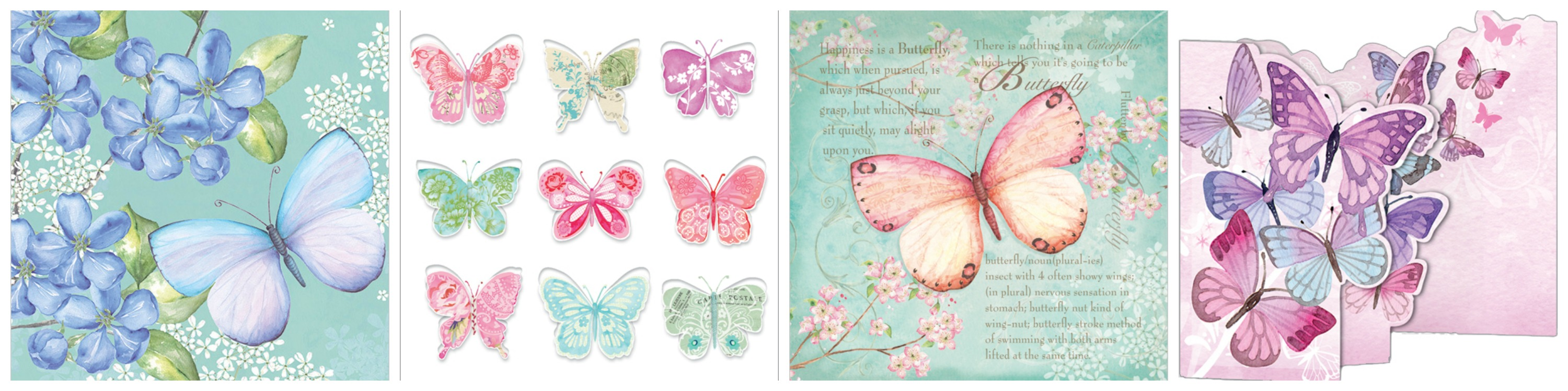 butterfly greeting cards phoenix trading