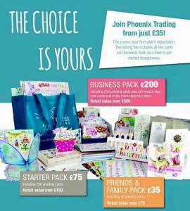business kits Interested in joining Phoenix Trading