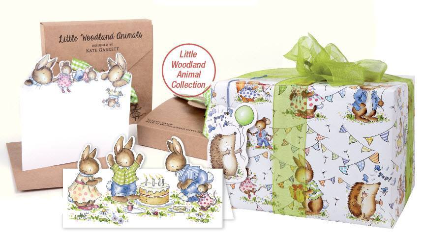 Little Woodland Animals Collection