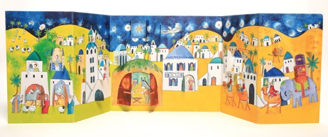 ADV26 Nativity Scene Religious advent calendar
