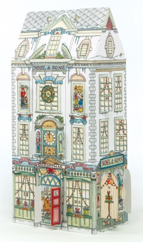 ADV24 Christmas Department Store 3D Advent Calendar