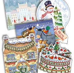Buy Phoenix Trading Christmas Cards Online Fantastic Designs for 2016!