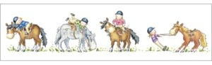 t31 my pony birthday card