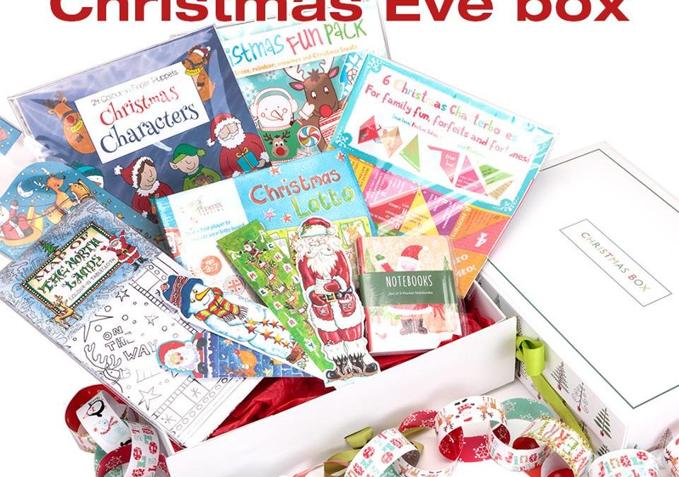 Need Christmas Eve Box Ideas for Kids in the UK?