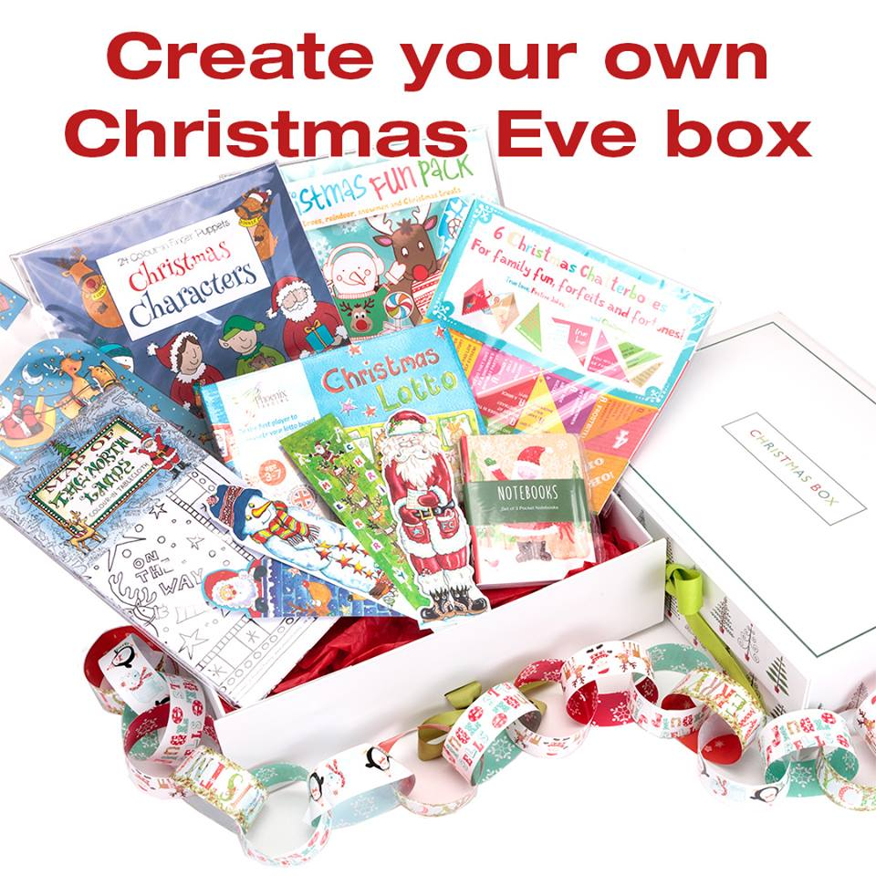 Need Christmas Eve Box Ideas For Kids In The Uk