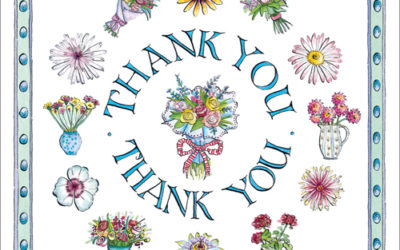 Buy Packs of Thank You Cards UK