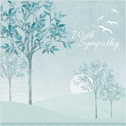 WS246 With Sympathy card