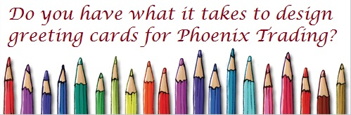 Flamingo paperie greeting card artists wanted looking for designers phoenix trading artists wanted m4hsunfo