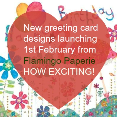 Is Flamingo Paperie launching in February 2018?