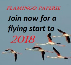Join Flamingo Paperie