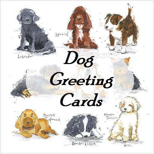 Dog Greeting Cards – Buy 10 cards and save 20%