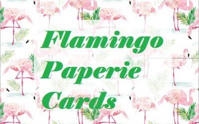 Flamingo Paperie Cards – Excellent designs and Fabulous Quality