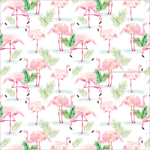 Flamingo Gift Wrap from Flamingo Paperie