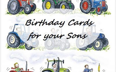 Son Birthday Cards Lots To Choose From – All Ages!