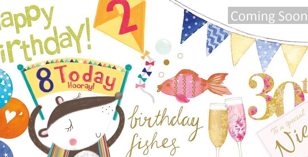 Birthday Cards for ALL Ages! Find the perfect AGE BIRTHDAY CARD!