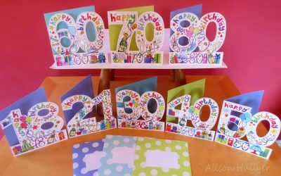 Birthday Cards for ALL Ages! Find the perfect greeting card for any age!